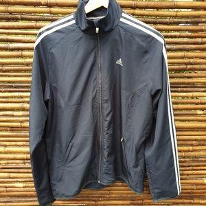 Adidas Climaproof Windbreaker Jacket Size S